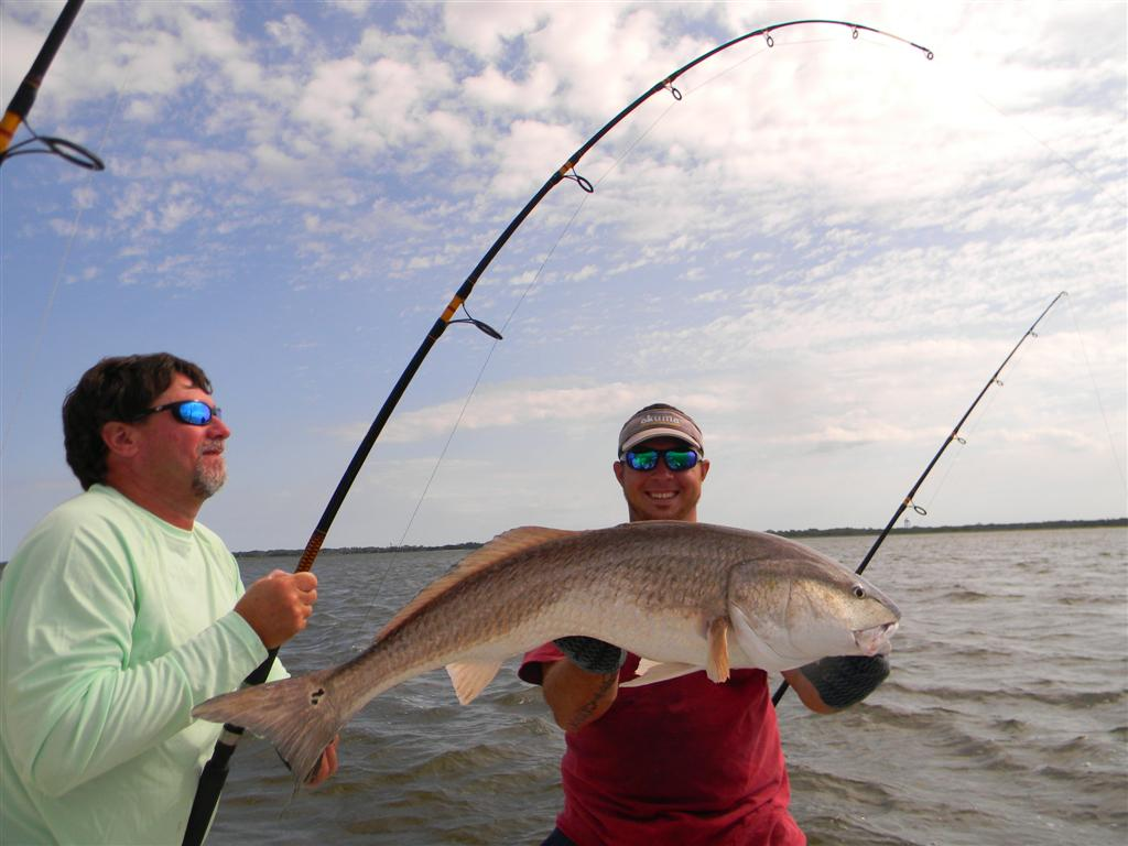 Coastal georgia fishing reports for St simons island fishing report
