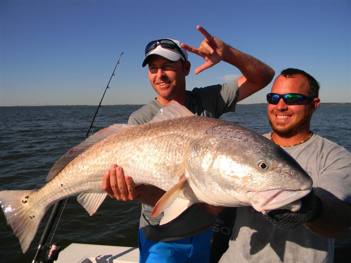 Georgia fishing charters for redfish georgia sport for Ga fishing charters