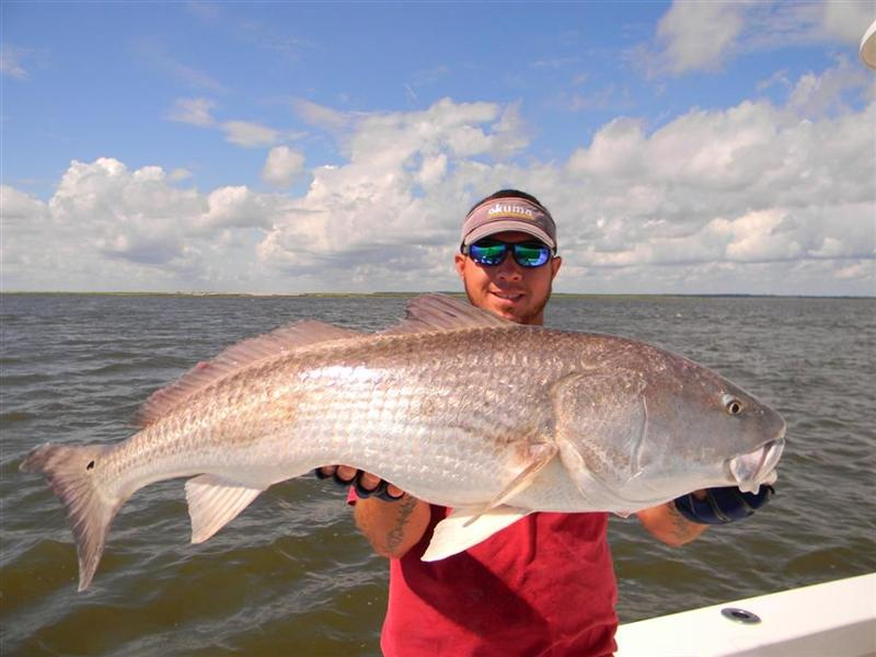 Georgia fishing charters 6 georgia sport fishing charters for Fish and game forecast ga