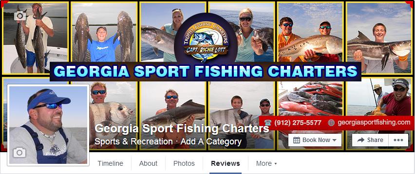 Georgia Sport Fishing Charters Reviews