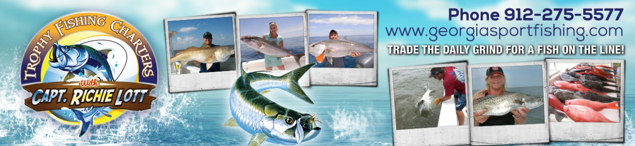St simons island fishing charters st simons island georgia for St simons island fishing