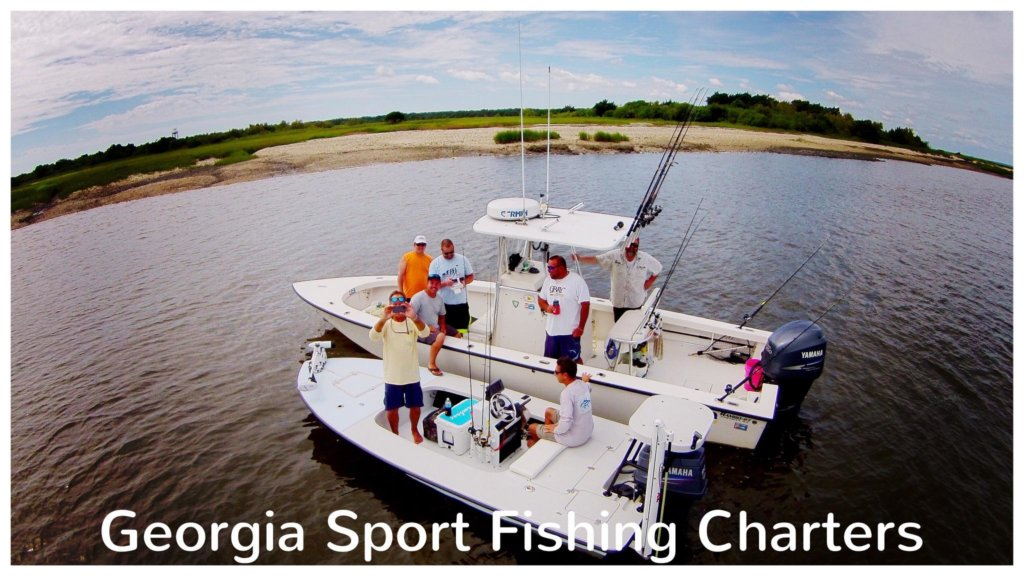 Coastal georgia fishing charter information georgia for St simons island fishing report