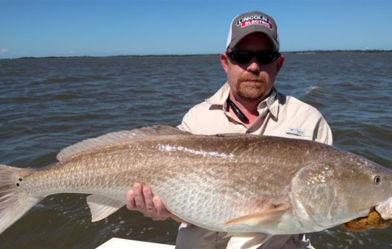 Fishing Charters from Jekyll Island and St. Simons Island