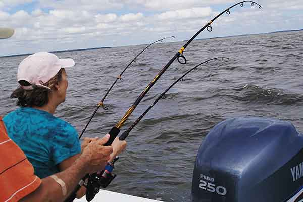 Fishing Charter Customers - Georgia Sport Fishing Charters on St. Simons Island