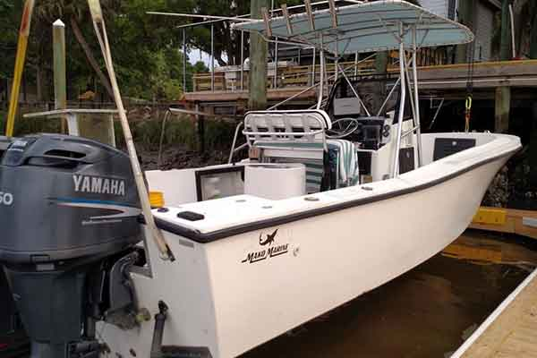 Charter Boat for Georgia Fishing
