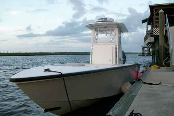 Our Charter Boat - Georgia Sport Fishing Charters